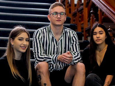 Bachelor of Contemporary Art students named Carclew Emerging Curators 2019