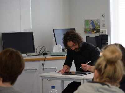 UniSA takes creative workshops on the road to Mt Gambier