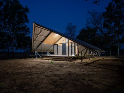 Fish River Ranger Accommodation project takes out two trophies at the AIA NT Awards